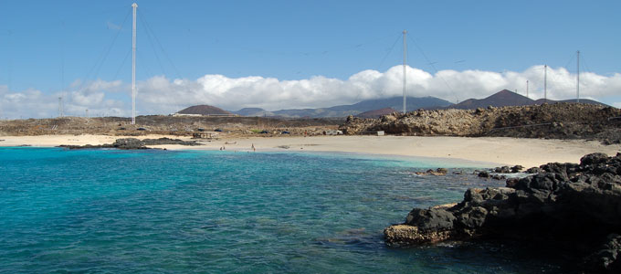 About Ascension Island.
