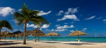 Aruba, the Caribbean