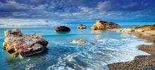 Cyprus, the Mediterranean