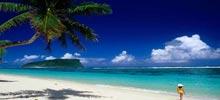 The Samoan Islands, South Pacific Ocean