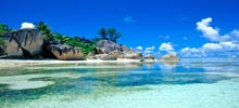The Seychelles, South Indian Ocean