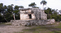 The San Gervasio ruins