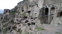 The Vardzia Ancient Site
