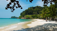 The beaches of Koh Chang