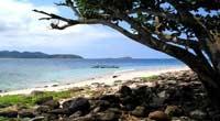 The Fuga beaches