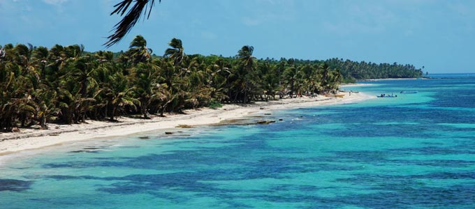how to go to corn islands