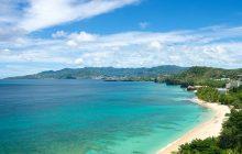 Grenada in the Caribbean.